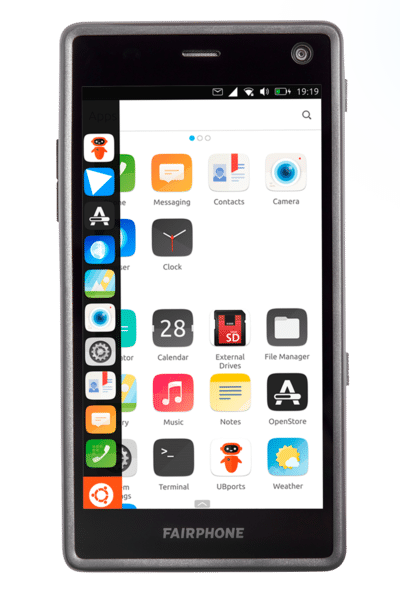 Ubuntu Touch on Fairphone 2 is a perfect combination of a secure and open-source OS on a sustainable and ethical device.