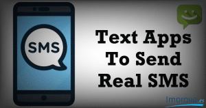 5 aplicaciones de texto gratis para android que envian mensajes sms reales