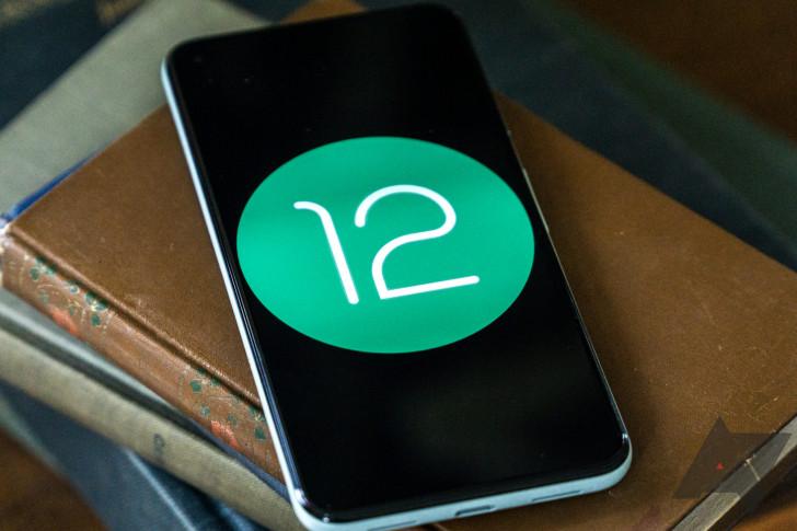 El intercambio rápido de imágenes llega al conmutador de aplicaciones de Android 12
