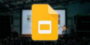 Google Slides está cambiando el nombre de su botón 'Presente' para evitar que las personas se confundan