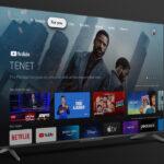La última actualización de televisores de TCL de Roku a Google TV en toda regla