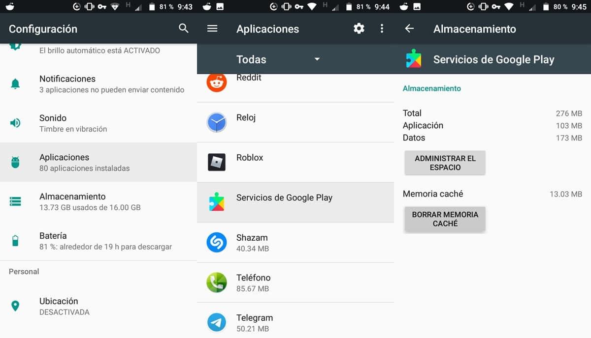 arreglar el error no se obtuvo la direccion ip en android