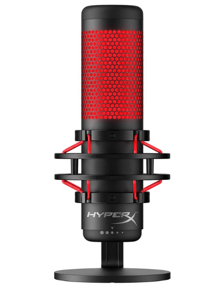 HyperX Quadcast Microphones