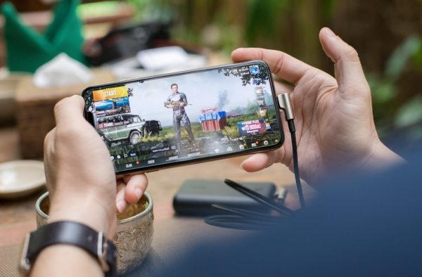 Mobile Gaming Smashcast Live Stream