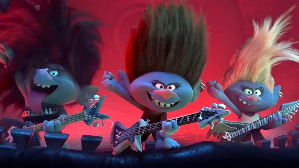 trailer de la gira mundial de trolls